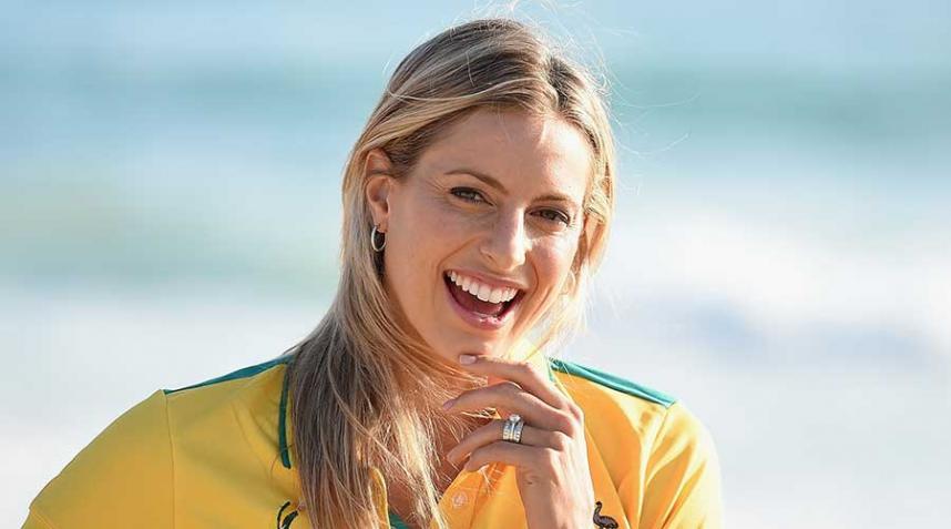 Laura Geitz Opens Up About Selection Australian Diamonds